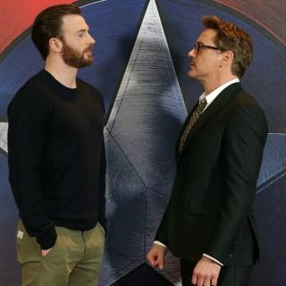 Robert Downey Jr.: 'Mio figlio ama Capitan America: è guerra!'