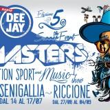 Deejay XMasters: ti aspettiamo a Senigallia dal 14 al 17 luglio per un lungo weekend di sport e musica
