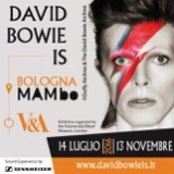 """""""David Bowie is"""", la mostra da non perdere! A Bologna fino al 13 novembre"""