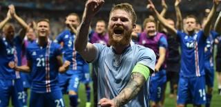 Gunnarsson è l'idolo di #Euro2016