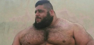 L'incredibile Hulk esiste e vive in Iran