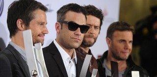 Robbie Williams torna con i Take That per il 25° anniversario della band