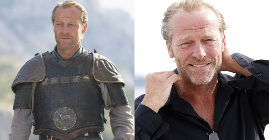 Jorah Mormont / Iain Glen
