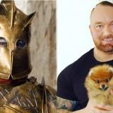 Game Of Thrones: la gallery che mostra gli attori nella realtà (anche il re degli Estranei)