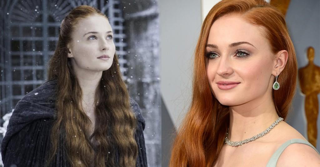 Sansa Stark / Sophie Turner