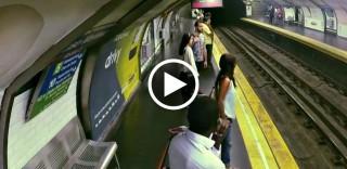 """Il treno arriva ma non si vede: la geniale campagna di lancio per il film """"Ghostbusters"""""""