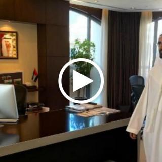Visita a sorpresa del primo ministro di Dubai: ma in ufficio non c'è nessuno