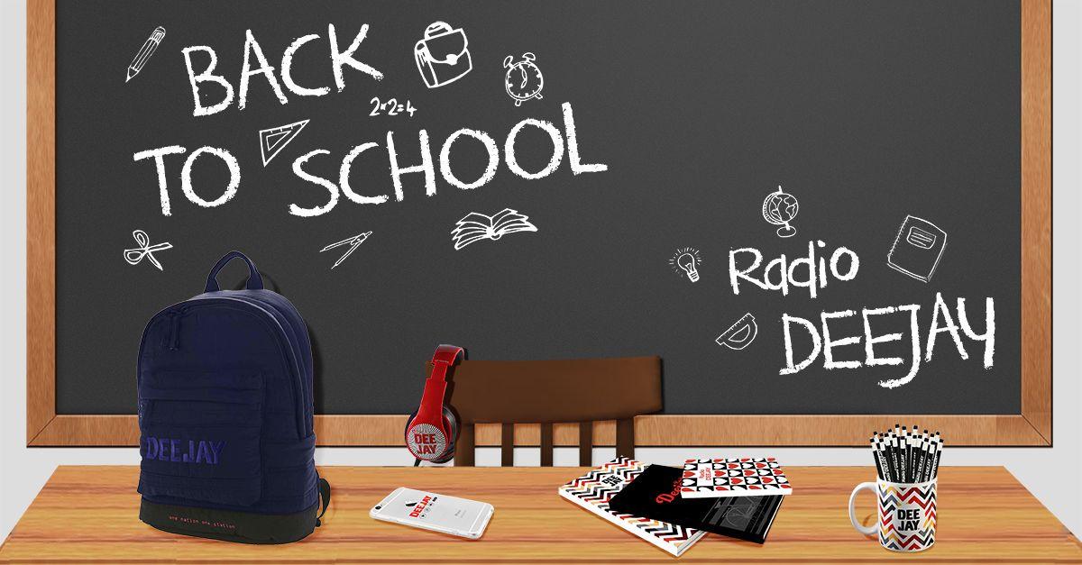 Pronti per tornare a scuola?