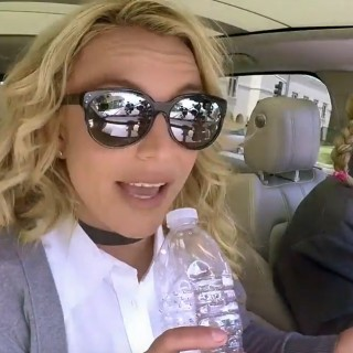 Britney Spears: l'esilarante Carpool Karaoke con James Corden