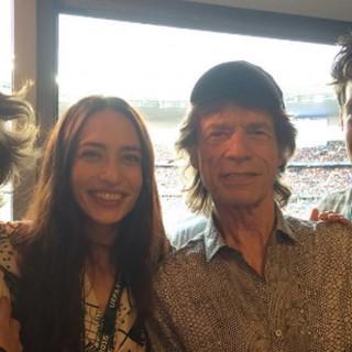 Mick Jagger, estate con i figli: e a gennaio diventerà ancora papà