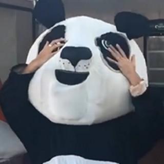 Il panda molesto, la seconda penitenza di Tess