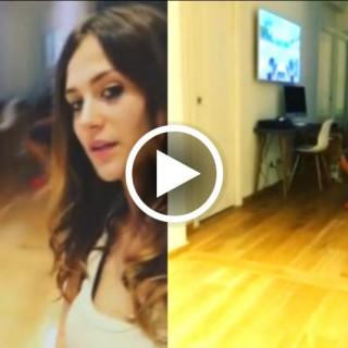 Casa Immobile come casa Vianello: lei lo tenta, ma lui preferisce i videogame