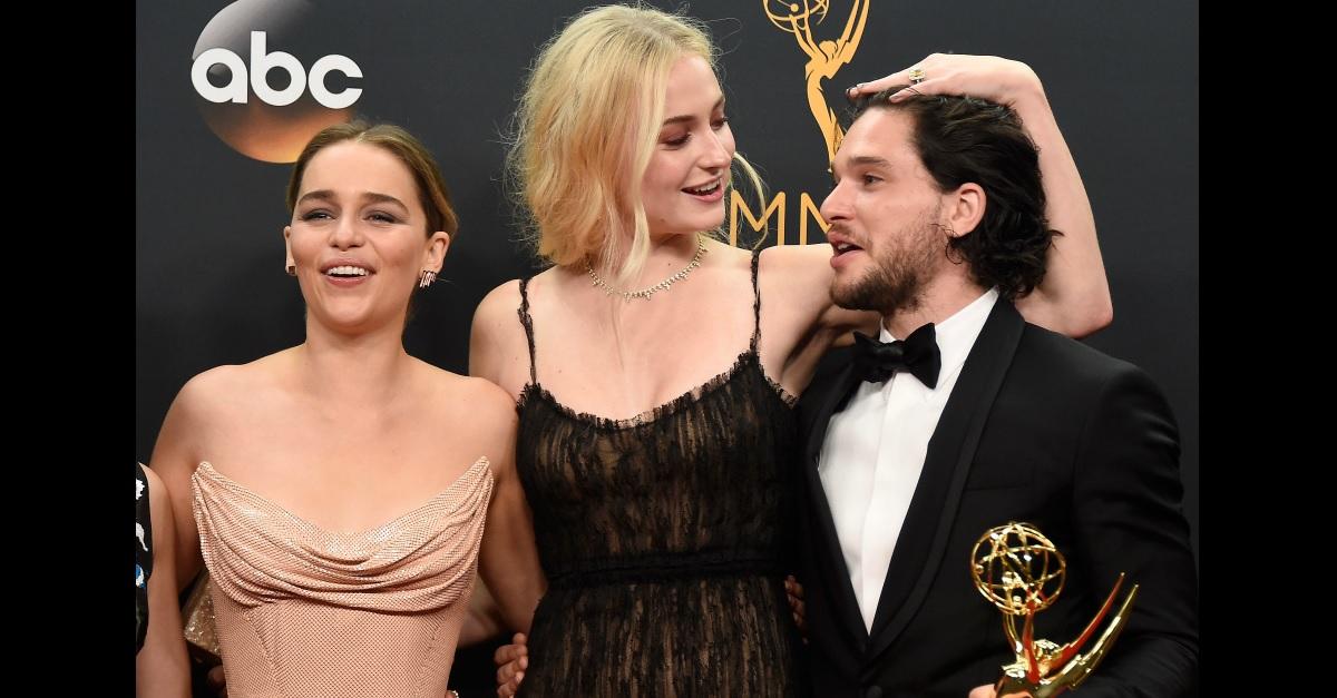 """""""Game of thrones"""" sbanca di nuovo gli Emmy Awards e stabilisce il record di premi per una serie TV"""