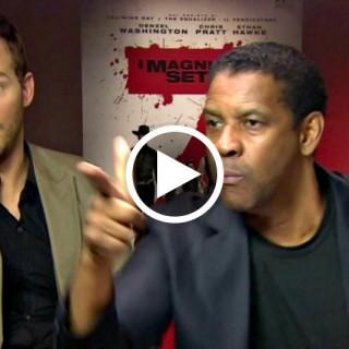Denzel Washington e Chris Pratt: li abbiamo sfidati a duello (anzi, triello)