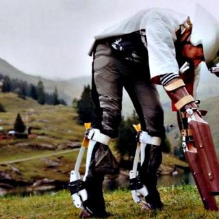 L'Uomo-Capra che vive in un gregge sulle Alpi: la conduttrice del tg scoppia a ridere