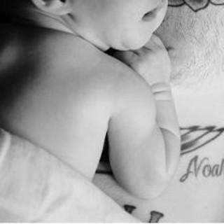 Dusty Rose: ecco la prima foto della figlia di Adam Levine e Behati Prinsloo
