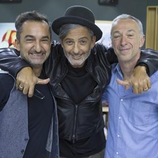 Fiorello torna al karaoke (a DJCI)
