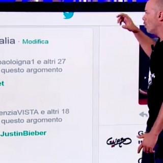 Ecco perchè #lacaccasulparquet è entrato nelle tendenze di Twitter
