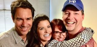 Li riconoscete? Il cast della mitica serie TV si è riunito a 10 anni dall'ultima puntata