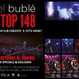"""Guarda in anteprima ed in esclusiva la clip dal  film concerto """"Michael Bublé-Tour Stop 148"""""""