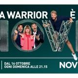 Ninja Warrior arriva in Italia. Uno dei più grandi fenomeni televisivi degli ultimi anni in esclusiva sul NOVE