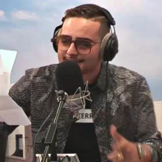 Rocco Hunt presto papà: l'annuncio nel singolo registrato in diretta da Albertino
