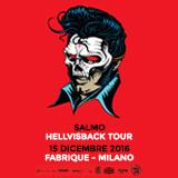 Salmo live a Milano per un unica data evento il 15 dicembre.