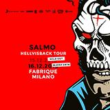 Salmo live a Milano: diventano due le date dopo il soldout del 15 dicembre.