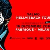 Dopo il soldout sulla prima data, Salmo fa il bis a Milano