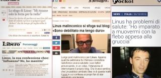 Linus spazza via il polverone sollevato dal blog