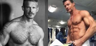 Gli uomini maturi sono più hot? Secondo questo profilo Instagram sì