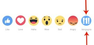 """Rivoluzione Facebook: arriva il tastino """"VERGOGNA!1!"""". Da oggi disponibile (ma non per tutti)"""