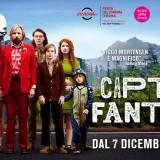 L'emozionante avventura di papà Captain Fantastic dal 7 dicembre al cinema