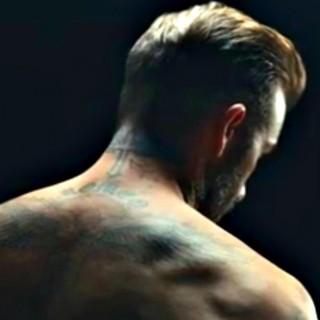David Beckham: i tatuaggi prendono vita