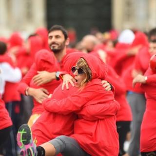 Flash mob in piazza Duomo: c'eri anche tu?