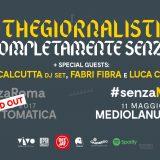 TheGiornalisti: grandi ospiti ai live di maggio di Roma e Milano!