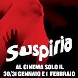 """""""Suspiria"""", il film cult di Dario Argento torna al cinema per i suoi 40 anni"""