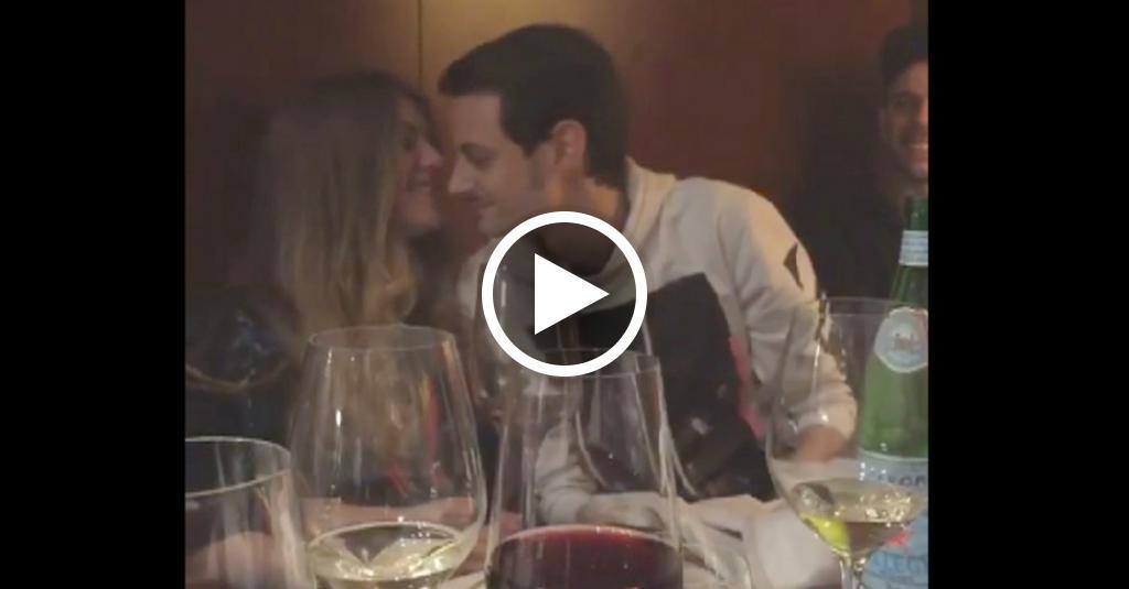 Limonello il video del primo bacio social tra rovazzi e for La sua e la sua costruzione