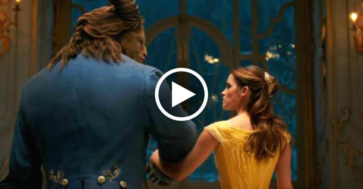 Il Nuovo Trailer Della Bella E La Bestia Con Emma Watson