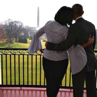 """Michelle Obama saluta la Casa Bianca: """"L'onore della mia vita"""""""