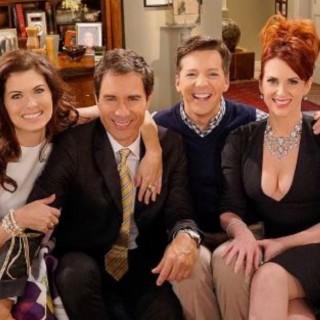 """È ufficiale: """"Will & Grace"""" torna con 10 nuovi episodi"""