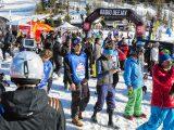 Deejay Xmasters Winter Tour: preparativi per le premiazioni del Red Bull Discesa Libera