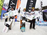 Deejay Xmasters Winter Tour: il podio della Finale di Big Air