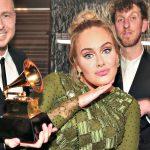 """Adele vince 5 Grammy e interrompe l'omaggio a George Micheal: """"Non posso andare avanti, ricominciamo"""""""