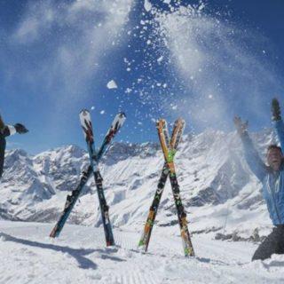 Carnevale low-cost sulla neve? Ecco 5 idee
