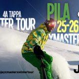Gran finale a Pila per Deejay Xmasters winter tour, ci sarà da divertirsi!