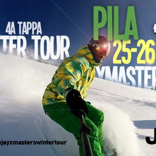 Deejay Xmasters: gran finale in Valle d'Aosta