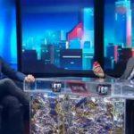 Francesco Gabbani ospite a EPCC: l'epica battaglia a colpi di dolci avariati