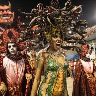 Rio o Viareggio? L'epica sfida di Carnevale
