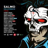 Salmo torna a maggio con Hellvisback tour. Dopo gli ultimi sold out, aggiunta una nuova data!